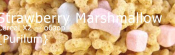 PUR Strawberry Marshmallow Cereal X2 — обзор ароматизатора