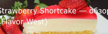 FW Strawberry Shortcake — обзор ароматизатора