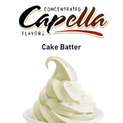 Cake Batter Capella