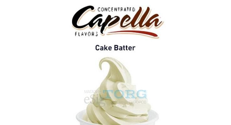Ароматизатор Capella Cake Batter