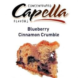 Blueberry Cinnamon Crumble Capella