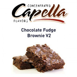 Chocolate Fudge Brownie V2 Capella