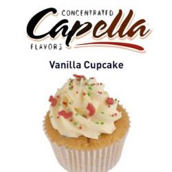 Vanilla Cupcake Capella