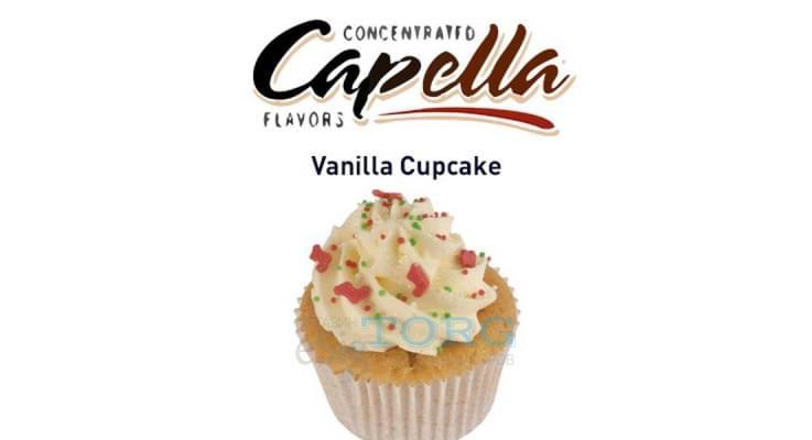 Ароматизатор Capella Vanilla Cupcake
