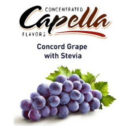 Concord Grape With Stevia Capella