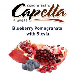 Blueberry Pomegranate With Stevia Capella