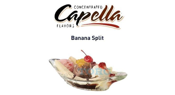 Ароматизатор Capella Banana Split