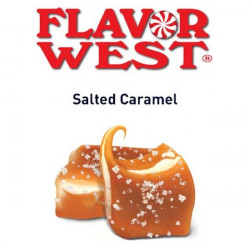 Salted Caramel  Flavor West