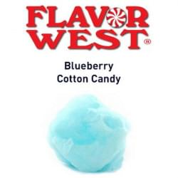 Blueberry Cotton Candy  Flavor West