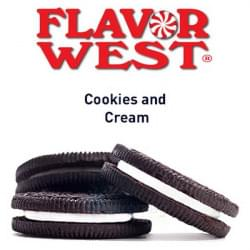 Cookies and Cream Flavor West