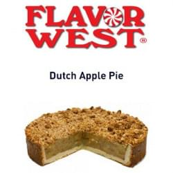 Dutch Apple Pie Flavor West