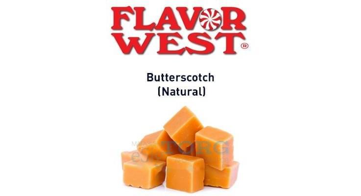 Ароматизатор Flavor West Butterscotch (Natural)