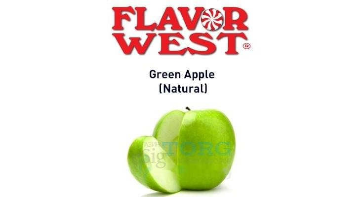 Ароматизатор Flavor West Green Apple (Natural)