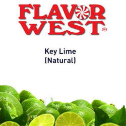 Key Lime (Natural)  Flavor West