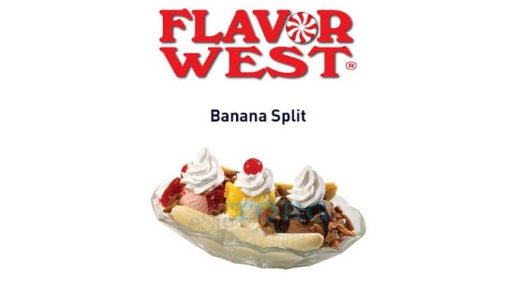 Ароматизатор Flavor West Banana Split