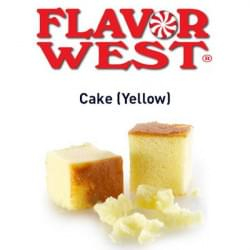 Cake (Yellow) Flavor West