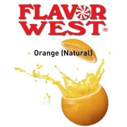 Orange (Natural)  Flavor West