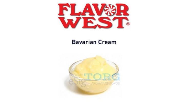 Ароматизатор Flavor West Bavarian Cream