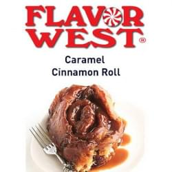 Caramel Cinnamon Roll Flavor West