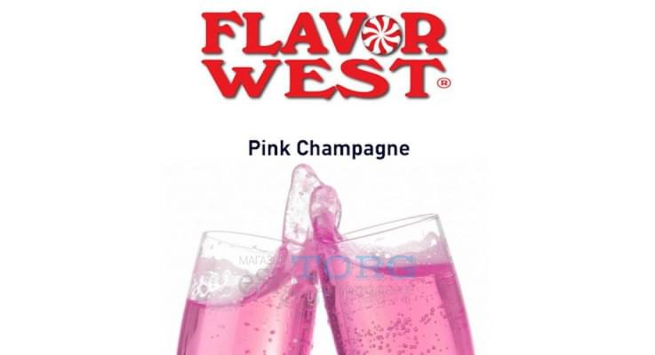 Ароматизатор Flavor West Pink Champagne