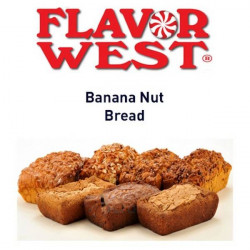 Banana Nut Bread  Flavor West