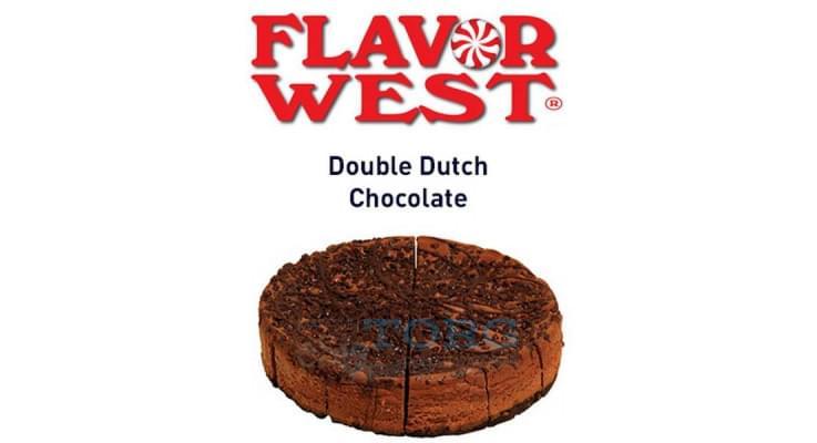 Ароматизатор Flavor West Double Dutch Chocolate