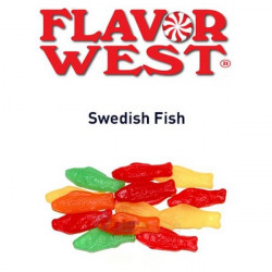 Swedish Fish Flavor West
