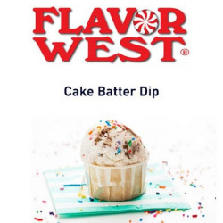 Cake Batter Dip Flavor West