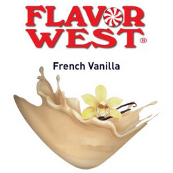 French Vanilla Flavor West