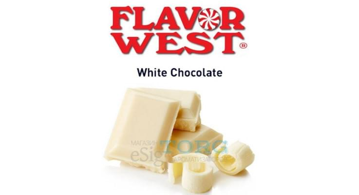 Ароматизатор Flavor West White Chocolate