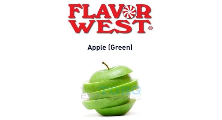 Ароматизатор Flavor West Apple (Green)