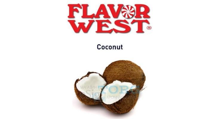 Ароматизатор Flavor West Coconut