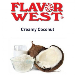 Creamy Coconut  Flavor West