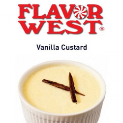 Vanilla Custard Flavor West