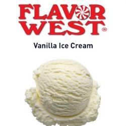 Vanilla Ice Cream Flavor West