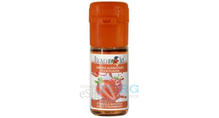 Ароматизатор FlavourArt Juicy Strawberry