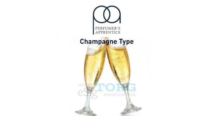 Ароматизатор TPA Champagne Type