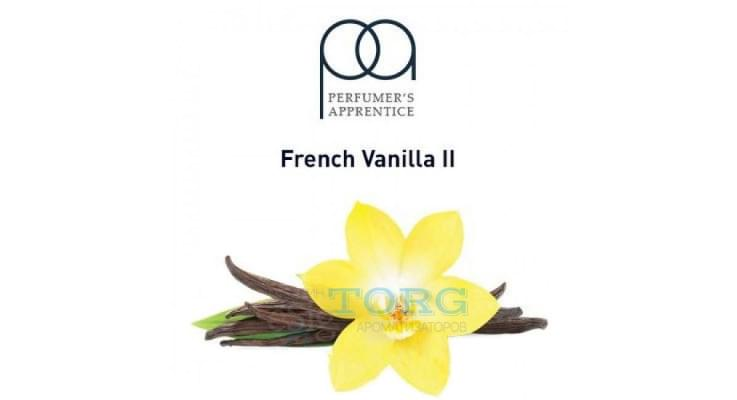 Ароматизатор TPA French Vanilla II