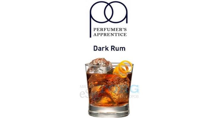 Ароматизатор TPA Dark Rum