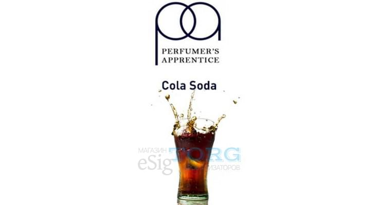 Ароматизатор TPA Cola Soda