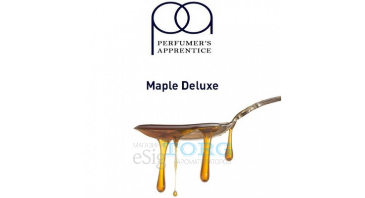 Ароматизатор TPA Maple Deluxe