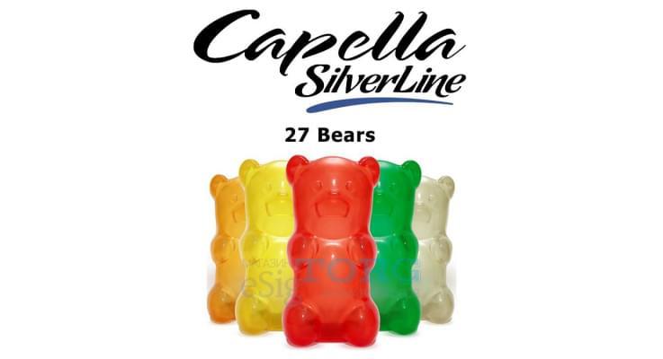 Ароматизатор Capella 27 Bears