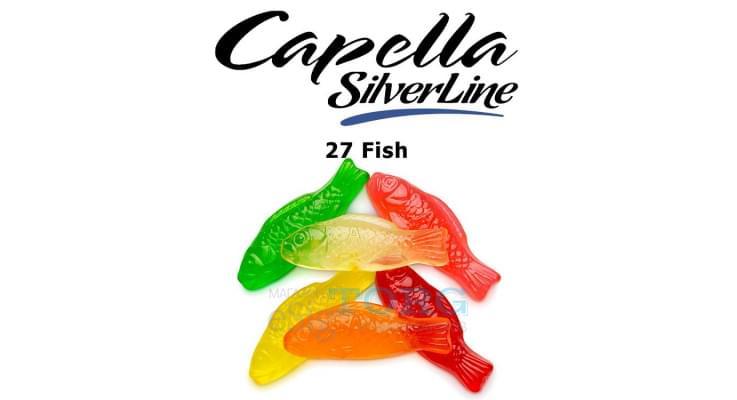 Ароматизатор Capella 27 Fish