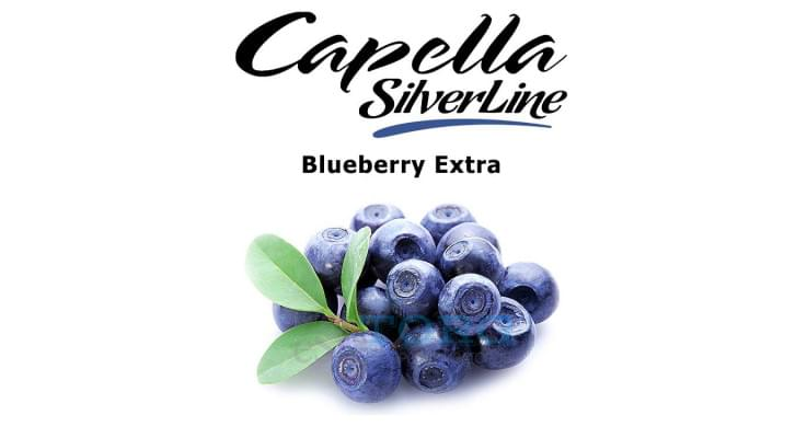 Ароматизатор Capella Blueberry Extra