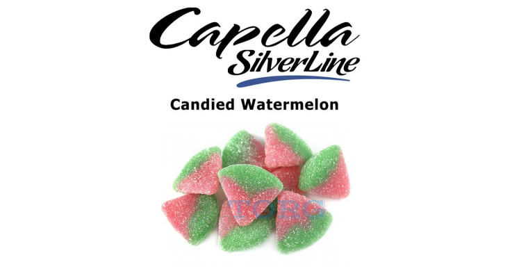 Ароматизатор Capella Candied Watermelon
