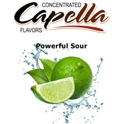 Powerful Sour Capella