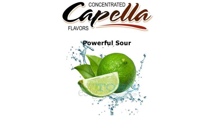 Ароматизатор Capella Powerful Sour