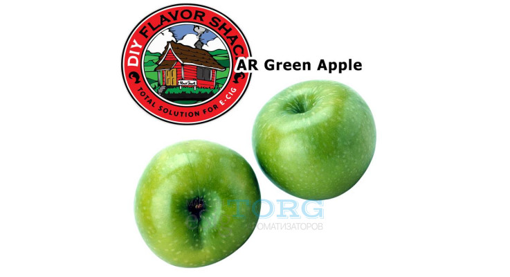 Ароматизатор DIY Flavor Shack AR Green Apple