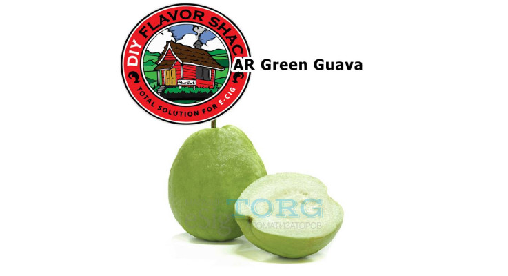 Ароматизатор DIY Flavor Shack AR Green Guava