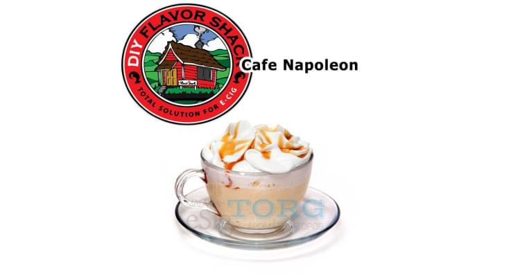 Ароматизатор DIY Flavor Shack Cafe Napoleon